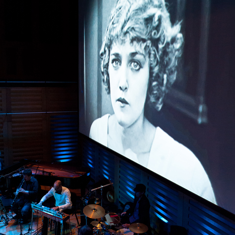 'Not So Silent Movies' at London's Kings Place