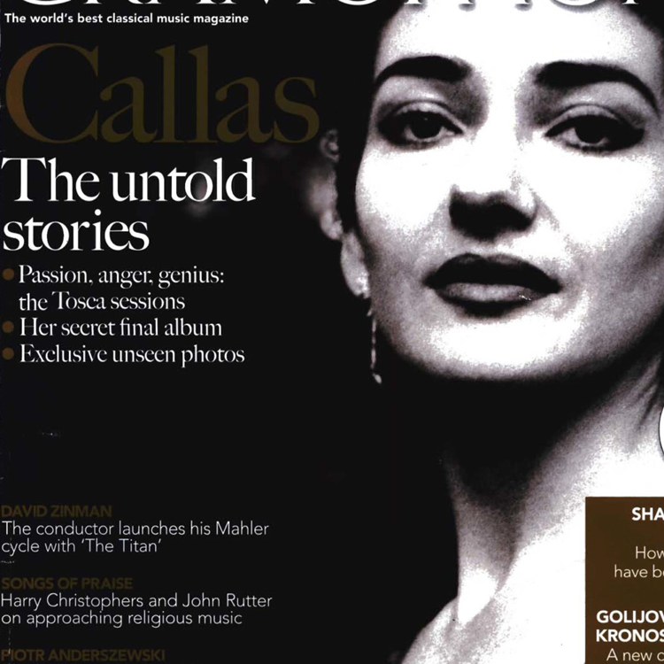 The Secret Writings of La Maria Callas by Callas