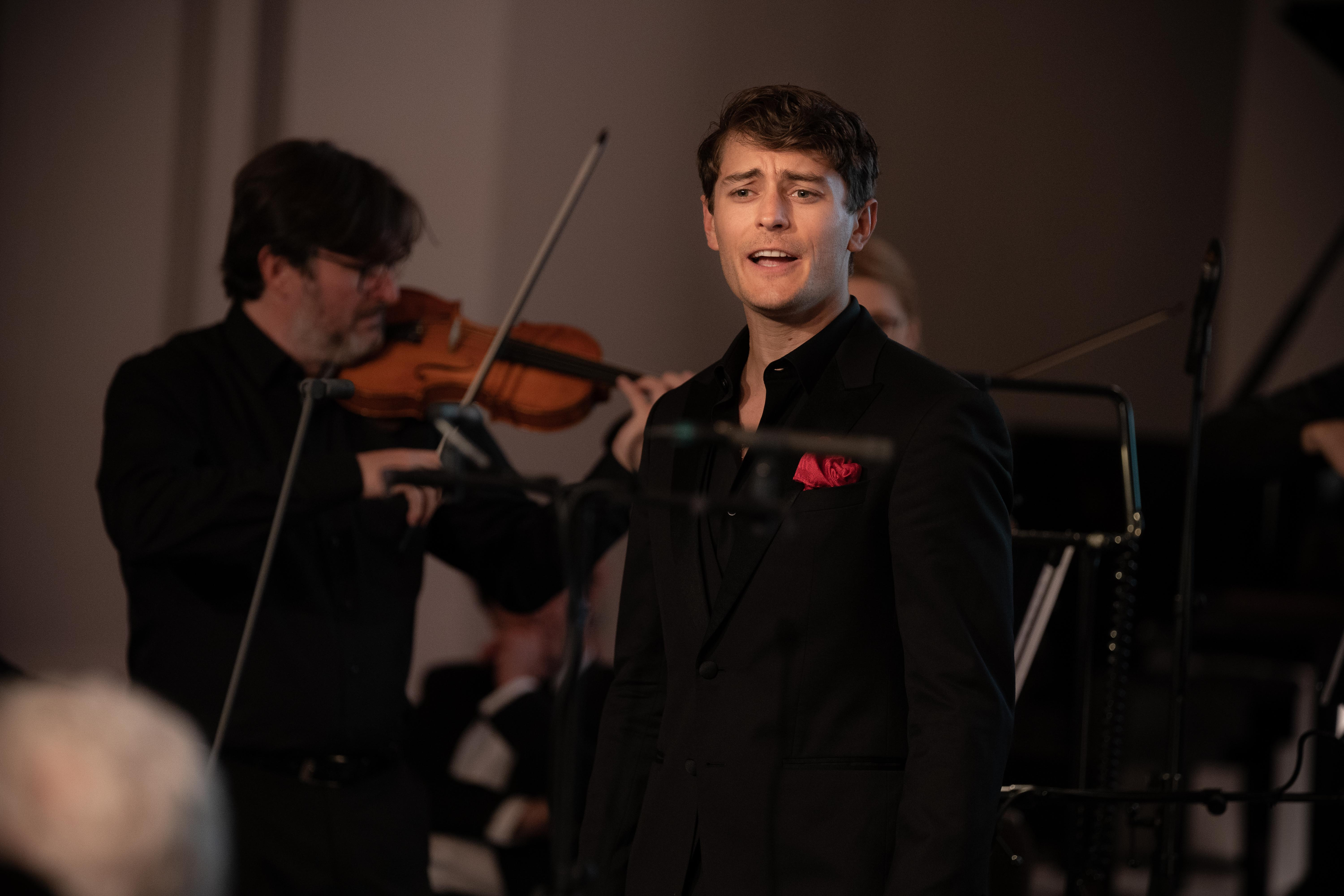 Gramophone's 2019 Young Artist of the Year Award has been won by Jakub Józef Orlinski.